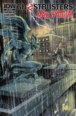Ghostbusters #18