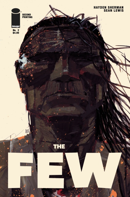 The Few #2 (2nd Printing)