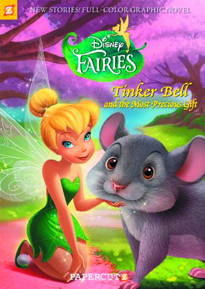 Disney's Fairies Vol. 11: Tinker Bell and the Most Precious Gift
