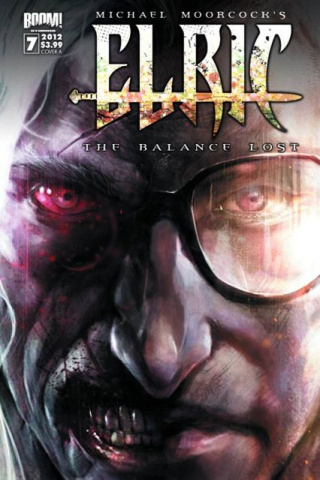 Elric: The Balance Lost #7