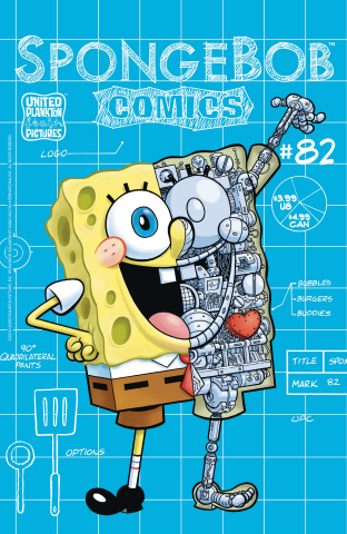 Spongebob Comics #82