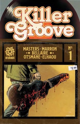 Killer Groove #1 (Marron Cover)