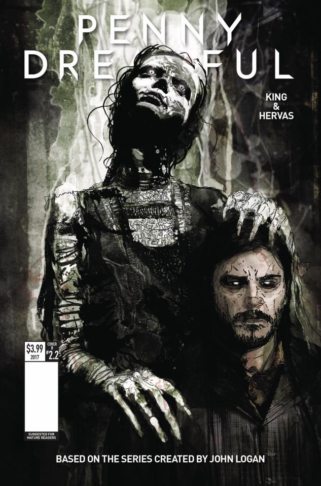 Penny Dreadful #2 (Jones Cover)