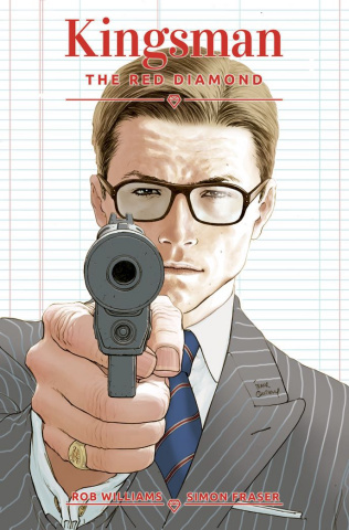 Kingsman: The Red Diamond #1 (Fraser Cover)