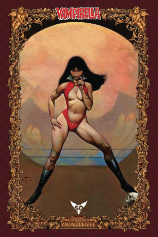 Vampirella #1 (100 Copy Frazetta Icon Cover)