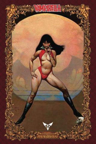 Vampirella #1 (100 Copy Frazetta Icon Cover)
