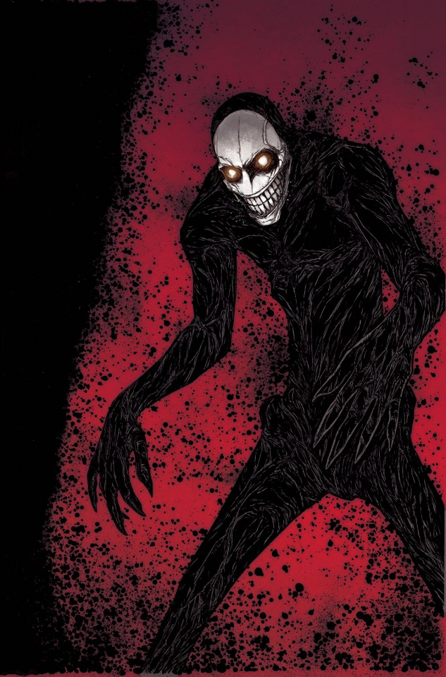 The Red Mother #2 (Haun Cover)