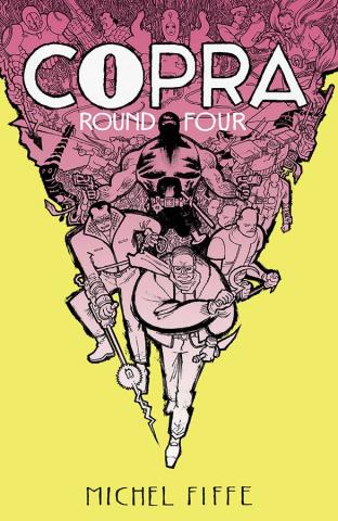Copra Vol. 4