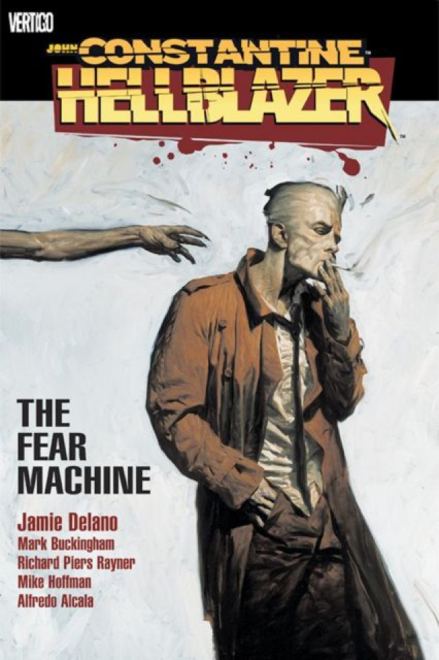 Hellblazer Vol. 3: The Fear Machine