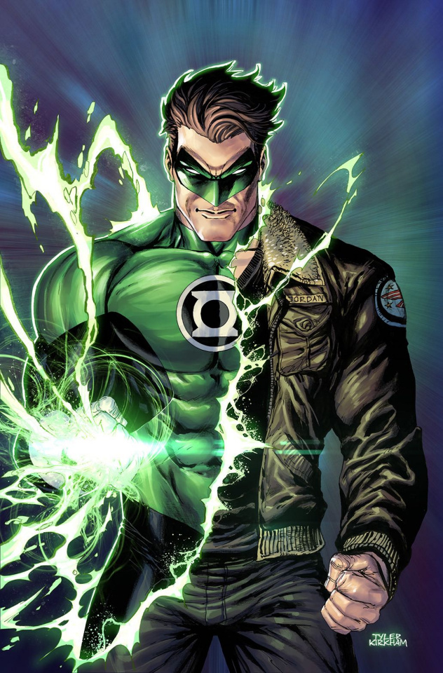 Hal Jordan and The Green Lantern Corps #45 (Variant Cover)
