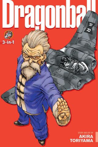 Dragon Ball Vol. 2 (3-in-1 Edition)