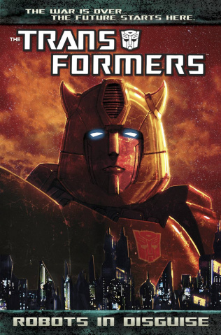 The Transformers: Robots in Disguise Vol. 1