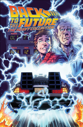 Back to the Future: The Heavy Collection Vol. 1