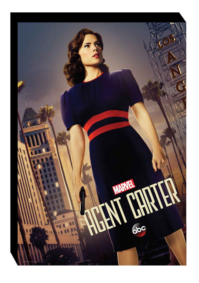 Agent Carter, Season Two Declassified Slipcase