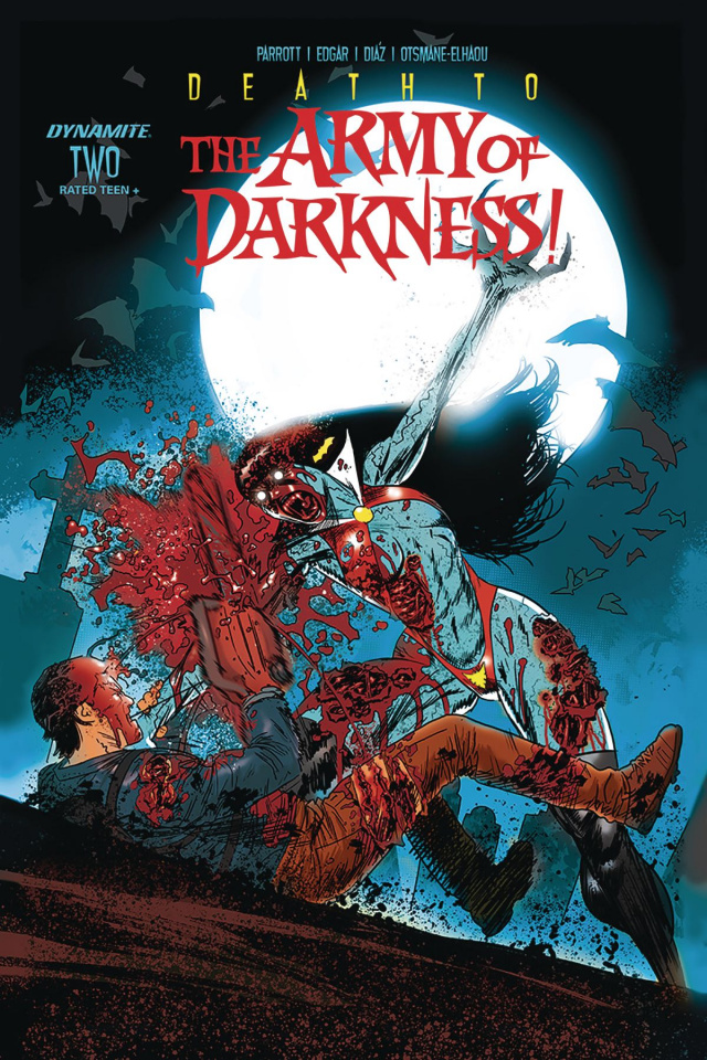 Death to the Army of Darkness #2 (Gedeon Zombie Cover)