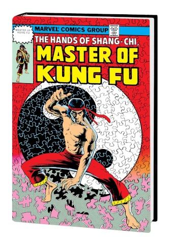 Shang-Chi: Master of Kung Fu Vol. 3 (Zeck Cover)