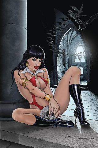 Vampirella #12 (Canga Virgin Cover)