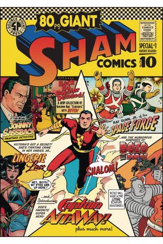 Sham Comics: 80 Pg. Giant