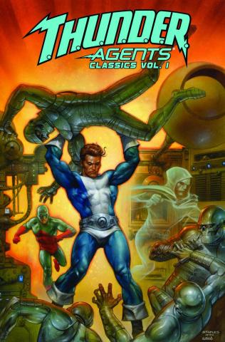 T.H.U.N.D.E.R. Agents Classic Vol. 1