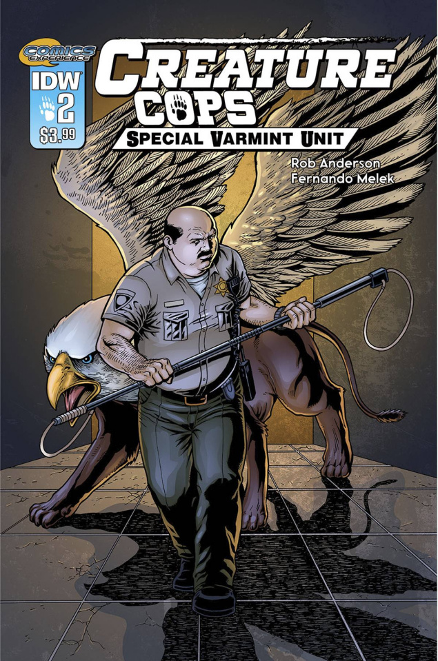 Creature Cops: Special Varmint Unit #2