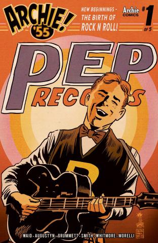 Archie: 1955 #1 (Francavilla Cover)