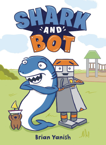 Shark and Bot Vol. 1