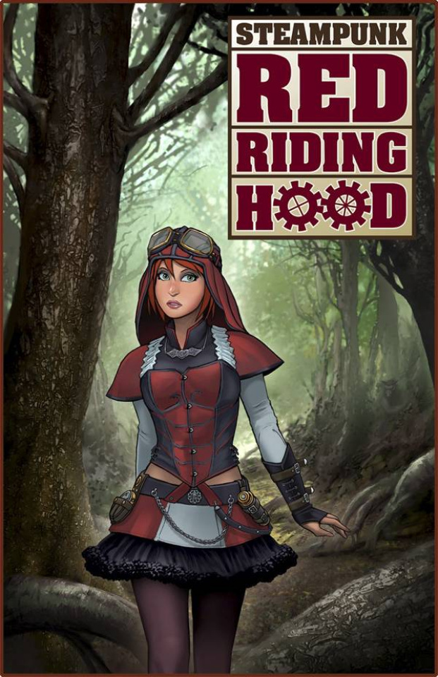Steampunk: Red Riding Hood