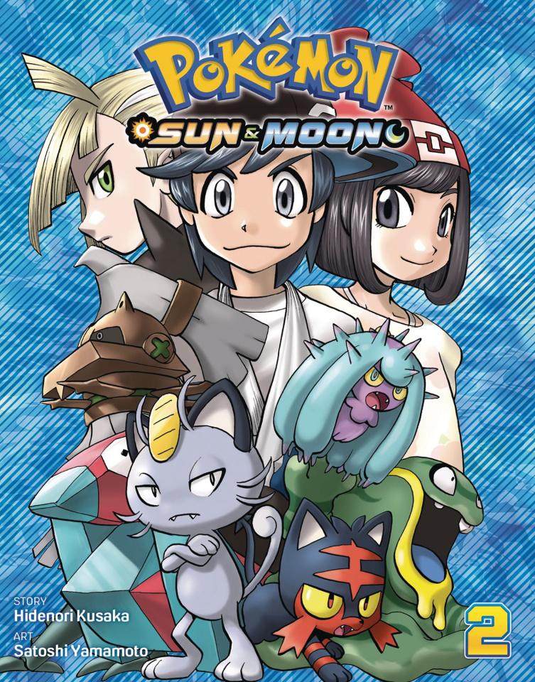 Pokémon: Sun & Moon Vol. 2
