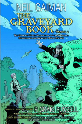 The Graveyard Book Vol. 2