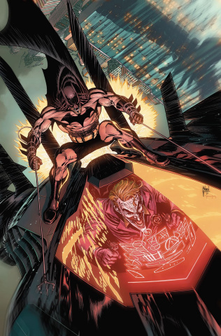 Batman #96: Joker War