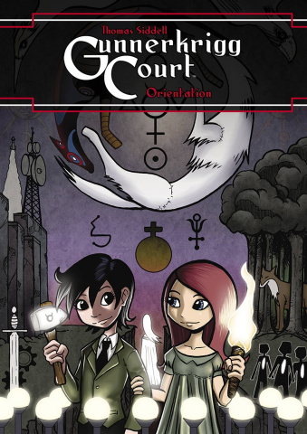 Gunnerkrigg Court Vol. 1