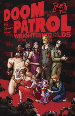 Doom Patrol: The Weight of the Worlds #2