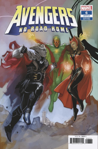 Avengers: No Road Home #6 (Noto Connecting Cover)