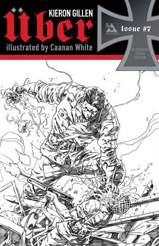 Über #7 (Blitzkrieg Cover)