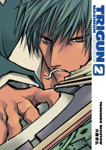 Trigun: Maximum Omnibus Vol. 2