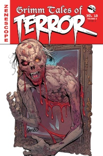 Grimm Fairy Tales: Grimm Tales of Terror #13 (Watson Cover)