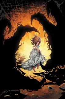 Grimm Fairy Tales: Satan's Hollow #4 (Kivela Cover)