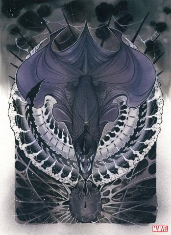 Alien #1 (Momoko Virgin Cover)