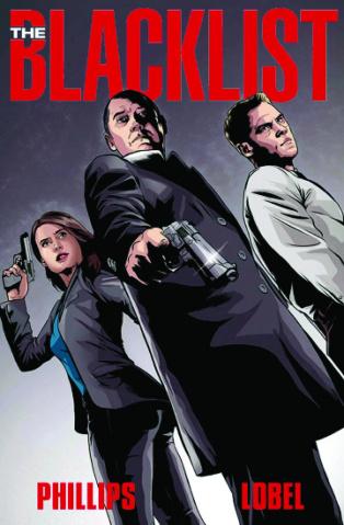 The Blacklist #2 (Lobel Cover)