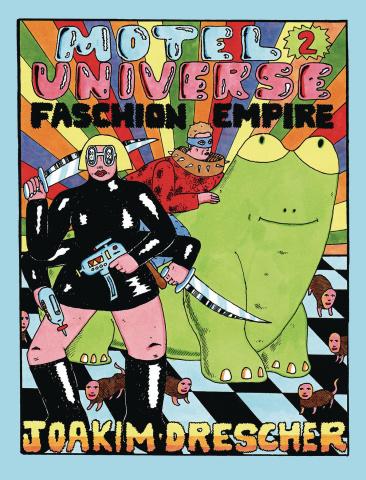 Motel Universe Vol. 2: Faschion Empire