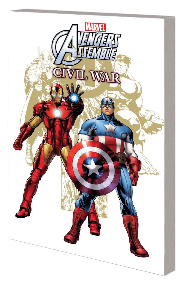 Marvel Universe Avengers Assemble: Civil War Digest