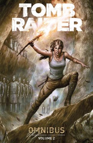 Tomb Raider Vol. 2 (Omnibus)
