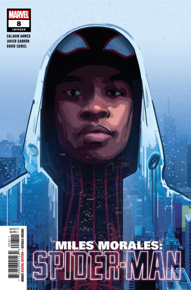 Miles Morales: Spider-Man #8