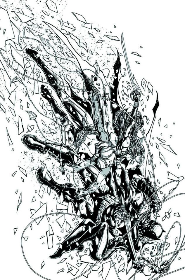 Detective Comics #21 (Variant Cover)