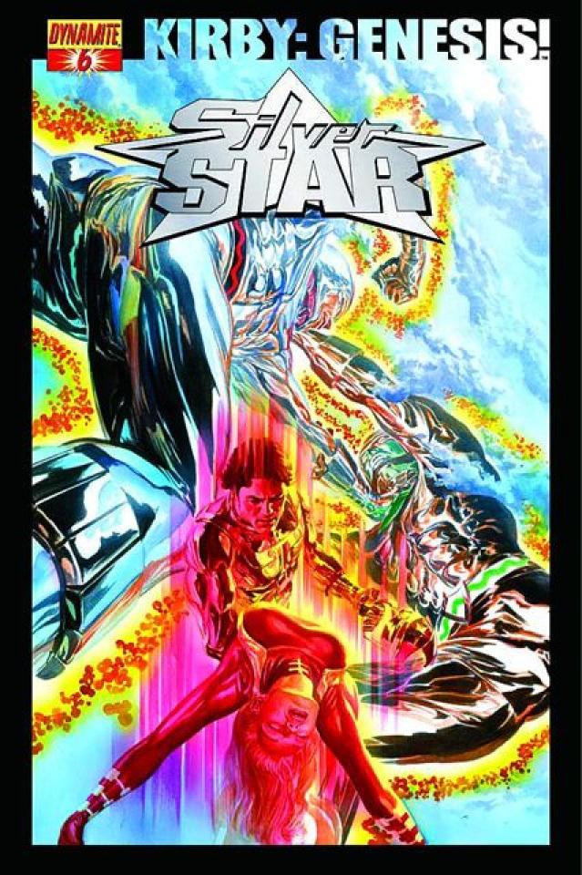 Kirby Genesis: Silver Star #6