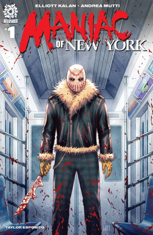 Maniac of New York #1 (15 Copy Luna Cover)