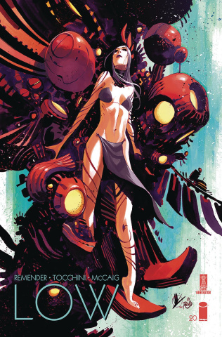 Low #20 (Scalera Cover)
