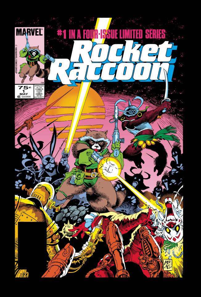 Avengers: Rocket Raccoon #1 (True Believers)