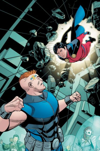The Legion of Super Heroes #2