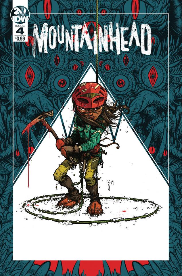 Mountainhead #4 (Ryan Lee Cover)